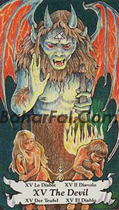 کارت شیطان
