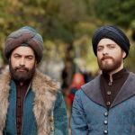 پارسا پیروزفر در نقش مولانا در فیلم مست عشق