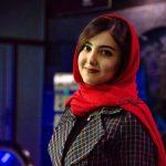 زیبا کرمعلی در مراسم اکران فیلم لیلاج