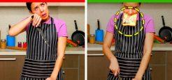 10 ترفند که آشپزی را برای شما آسان تر می کند