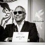 مهران مدیری در جشنواره فیلم فجر 38